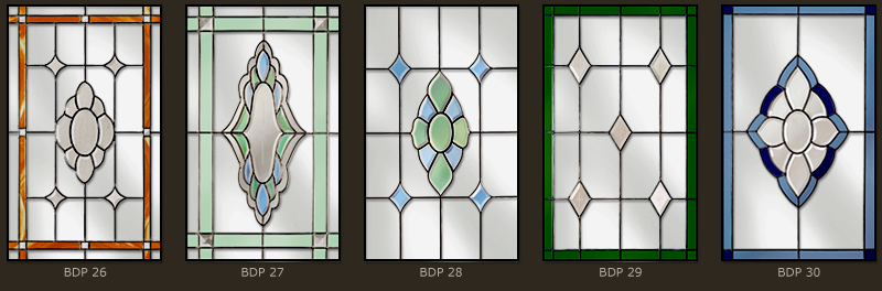 Bevel & Bevelled glass windows 11