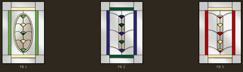 Fused glass windows designs 1